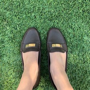 Coach Brown Loafer